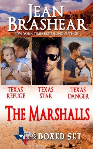 marshalls boxed set texas romance jean brashear