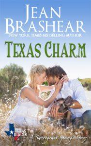 texas charm sweetgrass springs romance jean brashear
