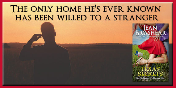 THE ONLY HOME HE'S EVER KNOWN HAS BEEN WILLED TO A STRANGER