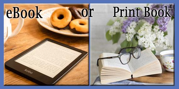 eBooks or Print Books?