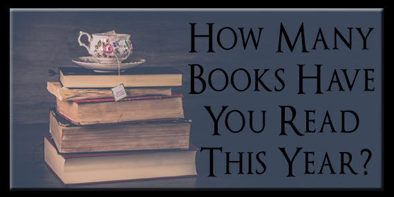 How Many Books Have You Read This Year?